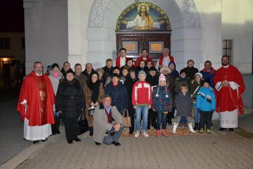 Halasov shod, Velika Polana 2016